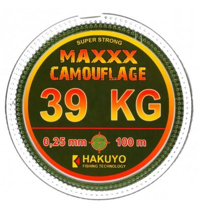 FIR TEXTIL MAXXX CAMOUFLAGE 100m