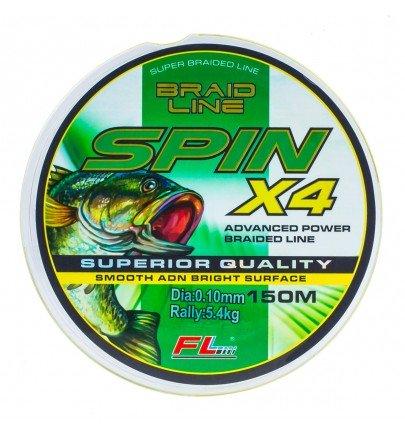 FIR TEXTIL SPIN X4 150m