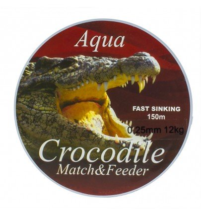 FIR AQUA CROCODILE MATCH & FEEDER 150m