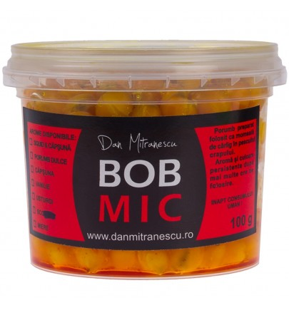 PORUMB BOB-MIC GALBEN 100g