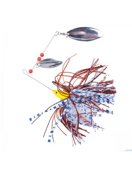 SPINNERBAIT GRENA-GALBEN 11g