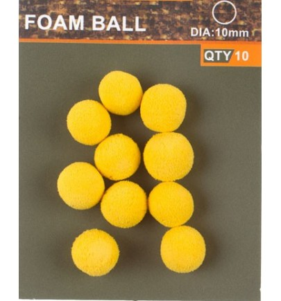 POP-UP FOAM BALL 10mm