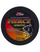 MONOFILAMENT ROSU FLUO FIERCE STRONG FL 1000m