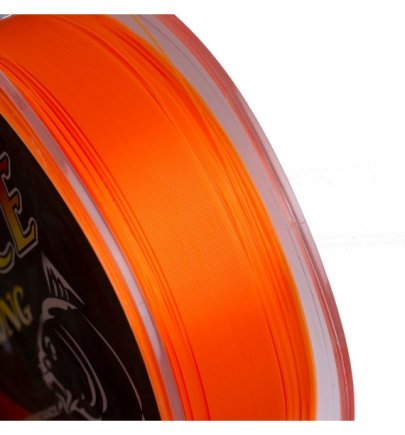 MONOFILAMENT PORTOCALIU FLUO FIERCE STRONG FL 300m