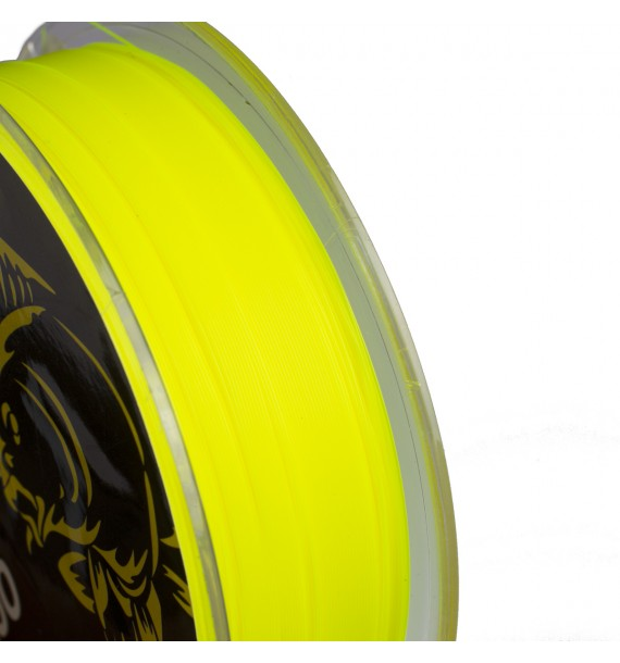 MONOFILAMENT GALBEN FLUO SUPER POWER FL 300m
