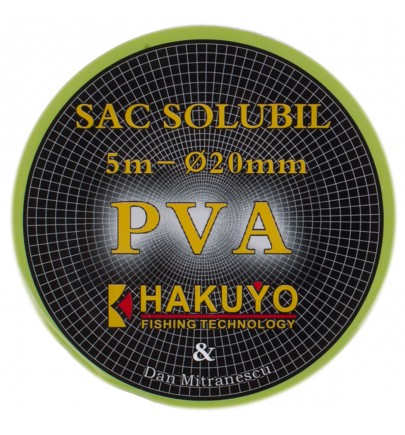 SAC SOLUBIL PVA SOFT HAKUYO 20mm
