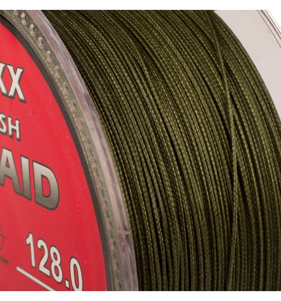 FIR TEXTIL CATFISH 8 BRAID 70m