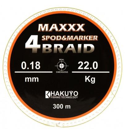 FIR TEXTIL HAKUYO SPOD&MARKER 300m