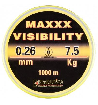 MONOFILAMENT HAKUYO VISIBILITY 1000m