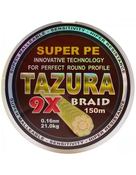 FIR TEXTIL TAZURA 9X 150m