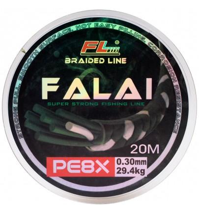 FIR TEXTIL CARLIGE FALAI PE8X 20m
