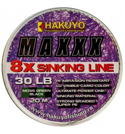 FIR SCUFUNDATOR 8 BRAID HAKUYO 20m