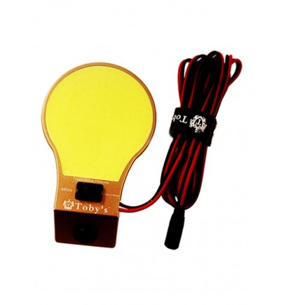 LAMPA COB LED CAMPING ATASABILA MAGNETIC