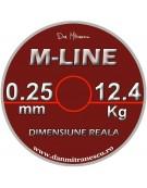 MONOFILAMENT M-LINE MARO 1200m