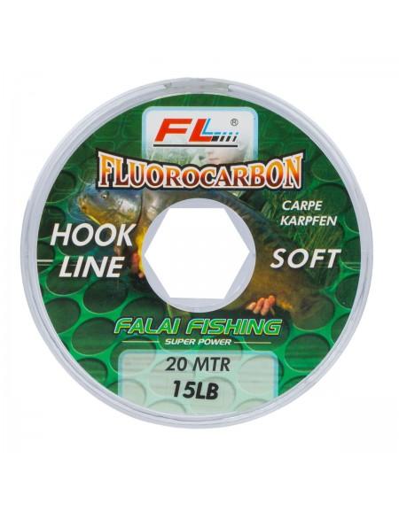 FIR FLUOROCARBON 10LB/20M